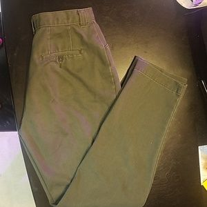 Lee casual straight leg pants